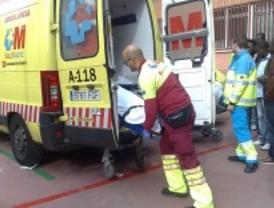 Una pelea deja ocho heridos y suspende la votación