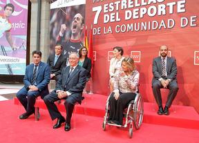 Hombrados y Aguilar, premios Siete Estrellas del deporte