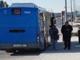 Cinco nuevos autobuses para ir al 'tajo'