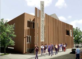 La ampliación de la biblioteca de Orcasur llega 4 años después