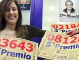 El Gordo (58268) se va a Huesca y Madrid se consuela con el tercer y los quintos premios