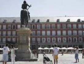 Uno de cada tres madrileños no saldrá de Madrid durante las vacaciones