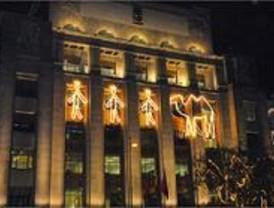 La iluminación de las calles, lo más valorado de la Navidad