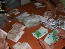 Cae una red que 'coló' en España más de 1,5 millones de euros en billetes falsos