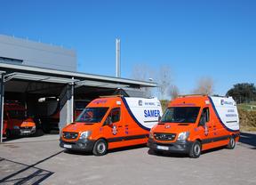 Las Rozas renueva dos ambulancias del Samer y Protección Civil