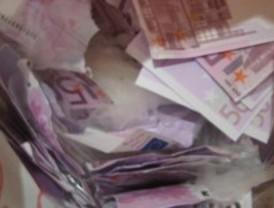 Imputadas 22 personas en fraude fiscal de 8,7 millones en billetes 500 euros