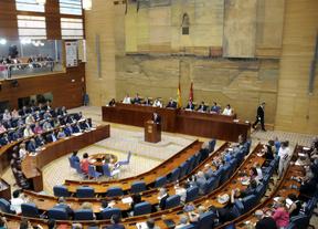Los portavoces PSOE e IU en la Asamblea perderán el coche oficial