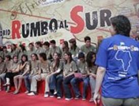 Cien jóvenes madrileños participarán en programas de cooperación en Mozambique