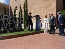 Zapatero y Aguirre han inaugurado el nuevo parador de Alcalá de Henares