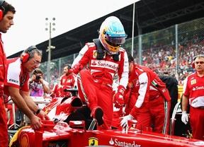 Los cansinos aduladores de Fernando Alonso