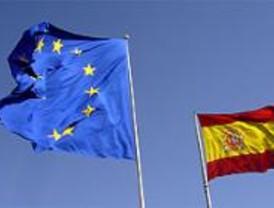 Jóvenes madrileños conmemoran los 50 años del Tratado europeo de Roma