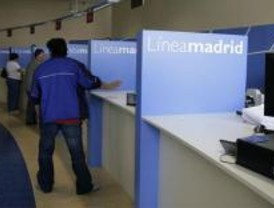Centro contará en unos meses con una oficina de Línea Madrid