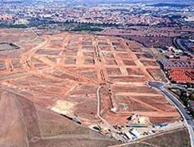 Getafe media entre bancos y promotoras para la construcción en Los Molinos-Buenavista