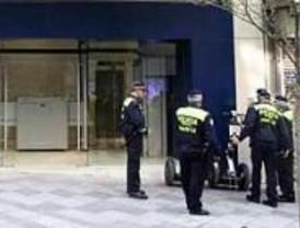 La Policía Municipal detiene a más de mil personas cada mes