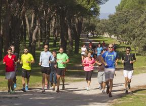 Circuito de running en Las Rozas