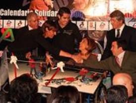 La Comunidad colabora con la Fundación Atlético a favor de los lesionados medulares