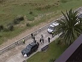 ETA hace explotar 4 artefactos en las playas cántabras, sin heridos