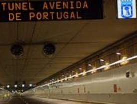 Abierto el túnel de entrada de la avenida de Portugal