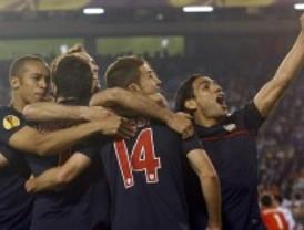 Adrián marcó el gol del triunfo en Mestalla