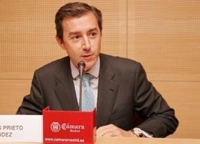 Carlos Prieto, nuevo director general de la Cámara de Comercio
