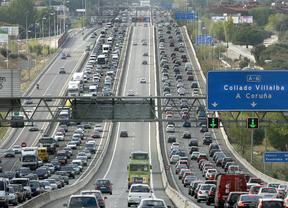 Barcelona y Sevilla superan a Madrid en congestión de tráfico