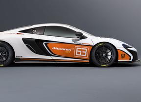 McLaren 650S Sprint, alma de competición