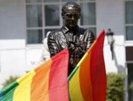 Colectivos gays rinden homenaje a Lorca