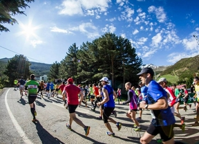 Hoyo de Manzanares acoge la primera de prueba de las Races Trail Running