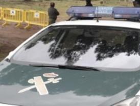 Detenido en Las Rozas un hombre con 900 gramos de hachís