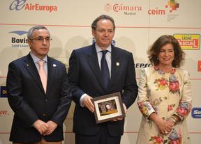 Avanza traslada a los miembros del COI por Madrid