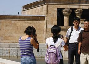 El turismo de Madrid cae un 4,8 por ciento