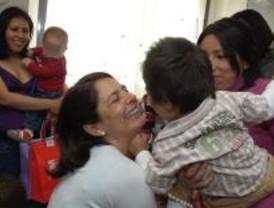 250.000 euros para la integración de reclusas e hijos