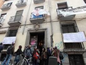 La Policía desaloja un centro social okupado