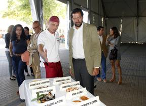 Las Rozas inaugura una nueva edición de la feria del marisco