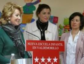 Valdemorillo estrena escuela infantil y remodelará su casco histórico