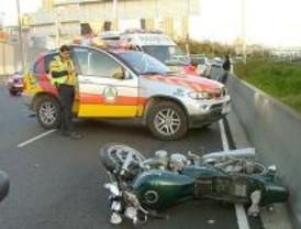 Cinco muertos en las carreteras de Madrid en Semana Santa