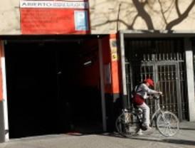 El primer aparcamiento de 'bicis' privado