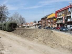 Pozuelo ha comenzado las obras de mejora y acondicionamiento en el entorno de la calle Campomanes