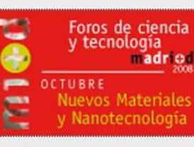 Madri+d impartirá un Foro de materiales y nanotecnología