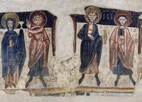 Una veintena de obras del románico y el gótico vuelven a Andorra