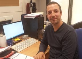 Enrique Villalba, redactor de Madridiario, galardonado por la Guardia Civil de Madrid