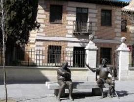 Talleres y teatro en la Casa Cervantes en Alcalá por el Día de Libro