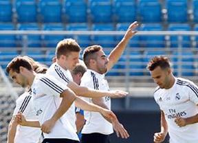 El Madrid afronta su semana clave sin margen de fallo ante el Málaga