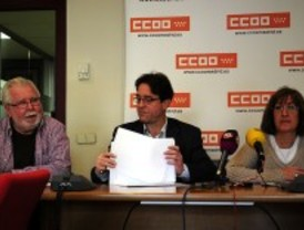CCOO prevé que en 2011 haya un conflicto social abierto
