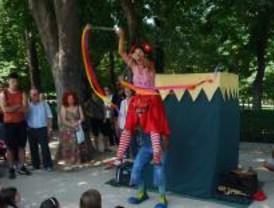 La Plaza de la Remonta se llenará de música y cuentos infantiles