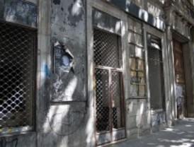 El PSOE denuncia el abandono de Centro