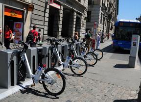 5.000 personas piden que la primera media hora de BiciMad sea gratuita