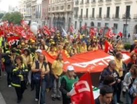 Trabajadores de Correos en huelga por la nueva Ley postal