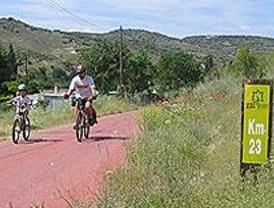 Diversas rutas celebrarán el Día de las Vías Verdes