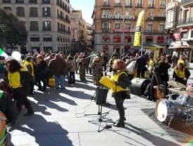 Amnistía Internacional homenajea en Callao a los pueblos de la Primavera Árabe